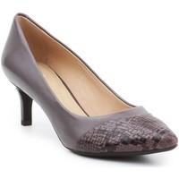 Shoes Women Heels Geox D Elina D D64P8D-0KF41-C6103 brown