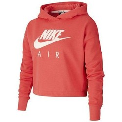 Clothing Girl Sweaters Nike Air Red