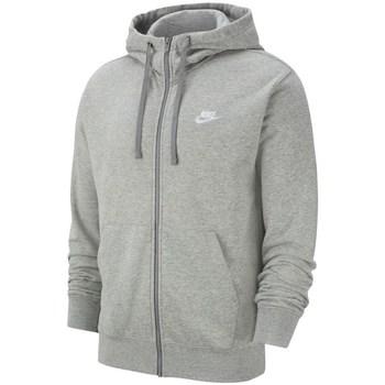Clothing Men Sweaters Nike Sportswear Club Grey