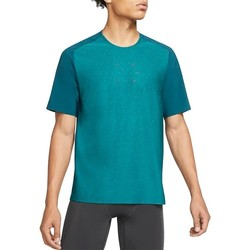 Clothing Men Short-sleeved t-shirts Nike Tech Pack Turquoise