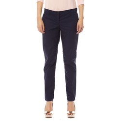 Clothing Women Trousers Trussardi Trousers Blue  Woman Blue