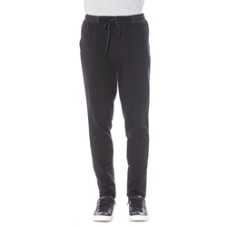 Clothing Men Tracksuit bottoms Verri Trousers Black  Man Black