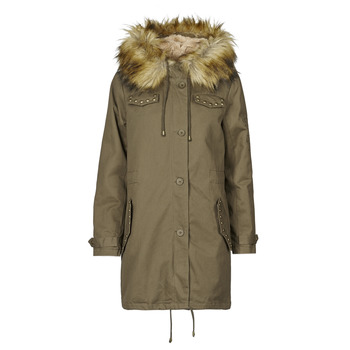 Clothing Women Parkas Moony Mood NADA Kaki