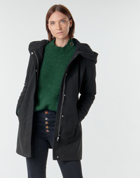 Clothing Women Coats Vero Moda VMDAFNEDORA Black