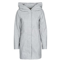 Clothing Women Coats Vero Moda VMDAFNEDORA Grey