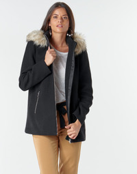Clothing Women Coats Vero Moda VMCOLLARYORK Black