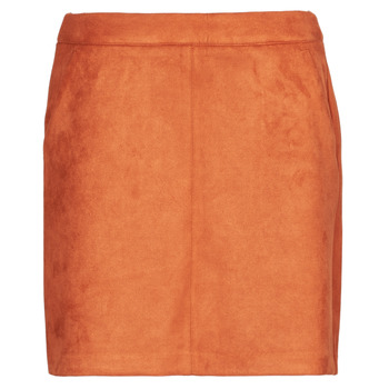 Clothing Women Skirts Vero Moda VMDONNADINA Orange