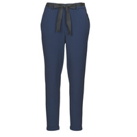 Clothing Women Chinos Vero Moda VMKAYA Marine