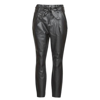 Clothing Women Chinos Vero Moda VMEVA Black