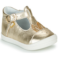 Shoes Girl Flat shoes GBB ANINA Gold
