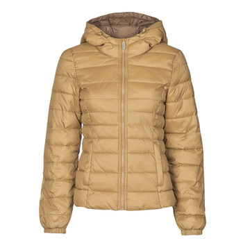 Clothing Women Duffel coats Only ONLTAHOE Caramel