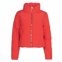 Clothing Women Duffel coats Only ONLDOLLY Red