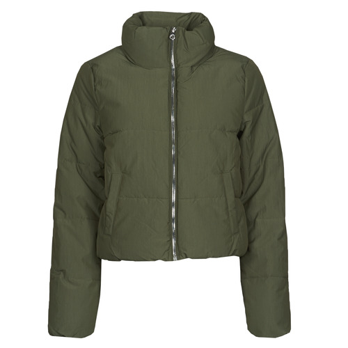 Clothing Women Duffel coats Only ONLDOLLY Kaki