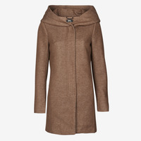 Clothing Women Coats Only ONLSEDONA LIGHT Bordeaux