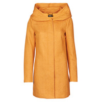 Clothing Women Coats Only ONLSEDONA LIGHT Mustard