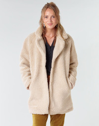 Clothing Women Coats Only ONLAURELIA Beige