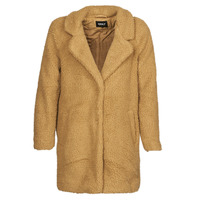 Clothing Women Coats Only ONLAURELIA Brown
