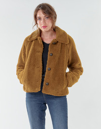 Clothing Women Jackets Only ONLEMILY Brown