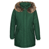 Clothing Women Parkas Only ONLKATY Green