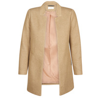 Clothing Women Coats Only ONLSOHO Camel