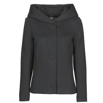 Clothing Women Coats Only ONLNEWSEDONA Black