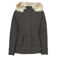 Clothing Women Parkas Only ONLNEW LUCCA Black