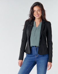 Clothing Women Jackets / Blazers Only ONLPOPTRASH BLAZER Black