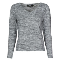 Clothing Women Jumpers Only ONLCLARI Grey