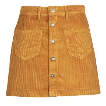 Clothing Women Skirts Only ONLAMAZING Camel