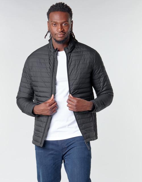 Clothing Men Duffel coats Jack & Jones JJIRICK Black