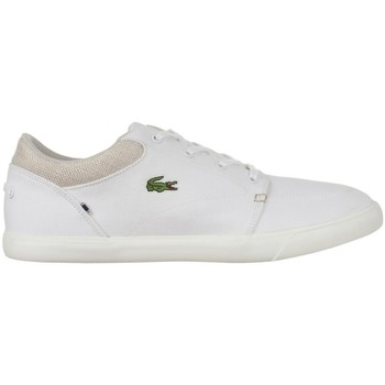 Shoes Men Low top trainers Lacoste Bayliss 218 2 Cam White
