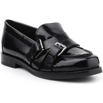 Shoes Women Loafers Geox D Promethea Black