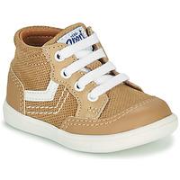 Shoes Boy Hi top trainers GBB VIGO Beige