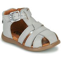 Shoes Boy Sandals GBB FARIGOU Grey