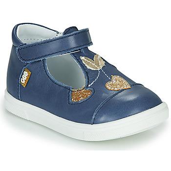 Shoes Girl Flat shoes GBB EMILA Blue