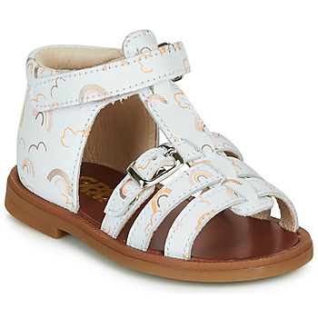 Shoes Girl Sandals GBB PHILIPPINE White