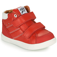 Shoes Boy Hi top trainers GBB MORISO Red