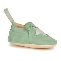 Shoes Children Slippers Easy Peasy BLUMOO ETOILE Green