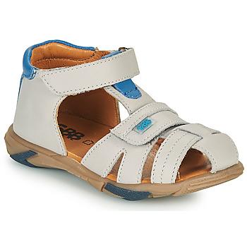 Shoes Boy Sandals GBB NUVIO Grey