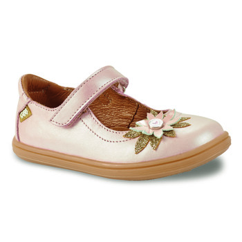 Shoes Girl Flat shoes GBB FANETTA Pink