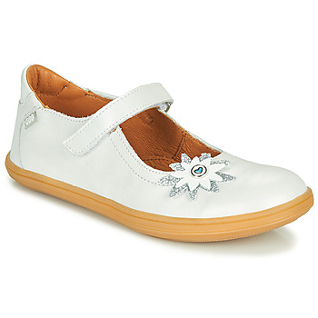 Shoes Girl Flat shoes GBB FANETTA White