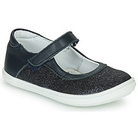 Shoes Girl Flat shoes GBB PLACIDA Marine