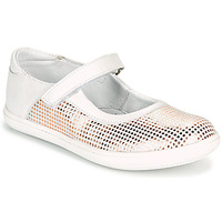 Shoes Girl Flat shoes GBB PLACIDA White