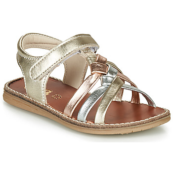 Shoes Girl Sandals GBB SUMY Gold