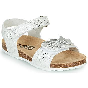 Shoes Girl Sandals GBB FAZZI Silver