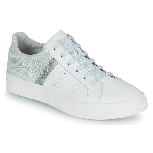 Shoes Girl Low top trainers GBB DANINA White