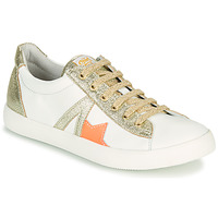 Shoes Girl Low top trainers GBB DANNI White