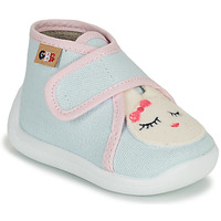Shoes Girl Slippers GBB APODIE Blue