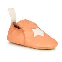 Shoes Children Slippers Easy Peasy BLUBLU ETOILE Peach