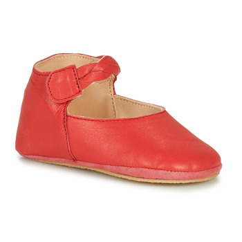 Shoes Girl Slippers Easy Peasy BLUBLU DANCE Red